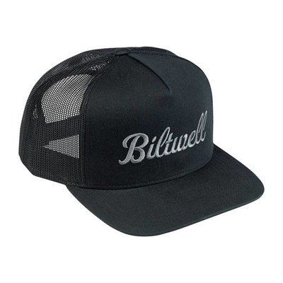 Biltwell Script 2 trucker cap black