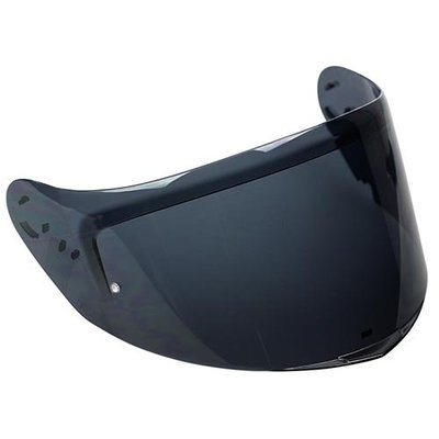Vemar Visor Hurricane dark smoke