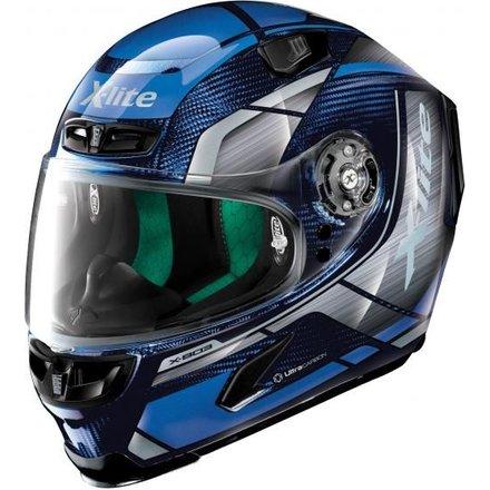 X-Lite X-803 ultra carbon Agile blue
