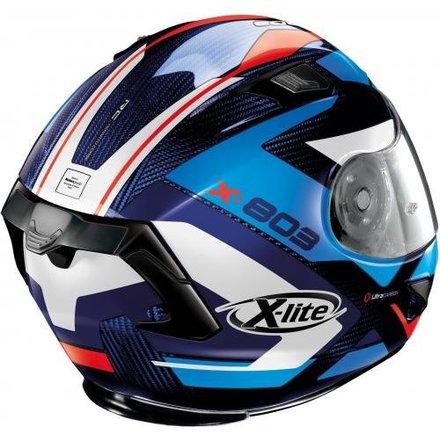 X-Lite X-803 ultra carbon Mastery blue