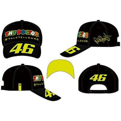 VR 46 Rossi classic black