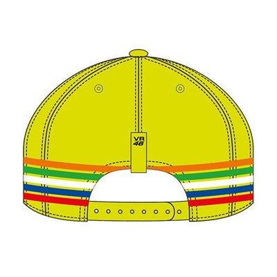 VR 46 Stripes yellow kids