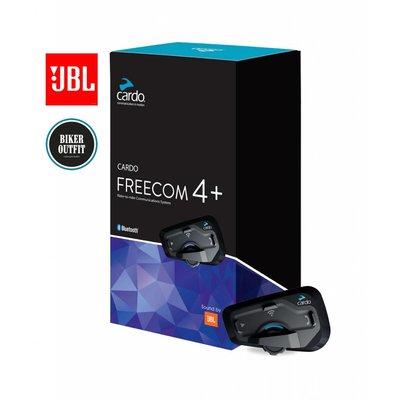 Cardo Freecom 4+ JBL duo