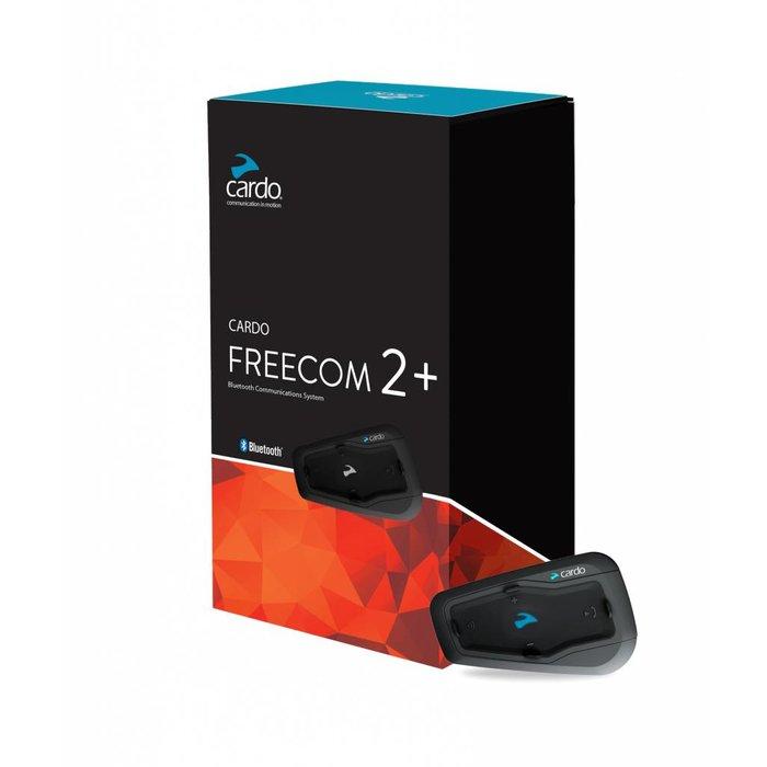 Cardo Systems Freecom 2+ duo