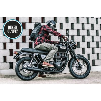 John Doe Motoshirt / Lumberjack XTM