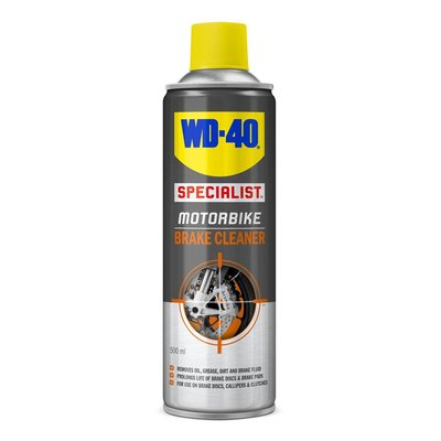 WD40 Brake cleaner