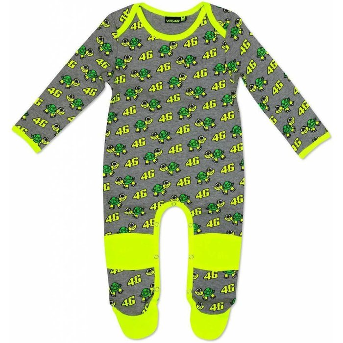 VR 46 Baby Overall turtle