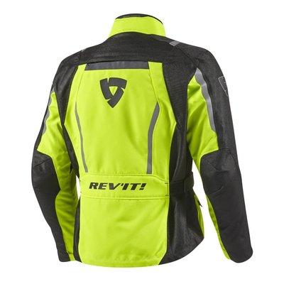 REV'IT Jacket Voltiac NEON