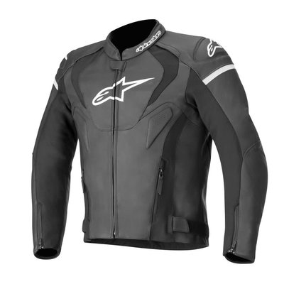 Alpinestars Jaws V3 leather jacket