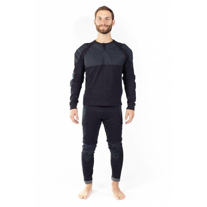 Bowtex Kevlar shirt zwart