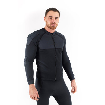 Bowtex Kevlar shirt standard  + YKK rits zwart