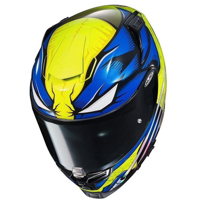HJC RPHA 70 Wolverine Marvel
