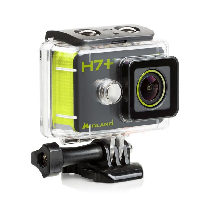 Midland H7+ Actie Camera 4K with LCD 2inch + remote control
