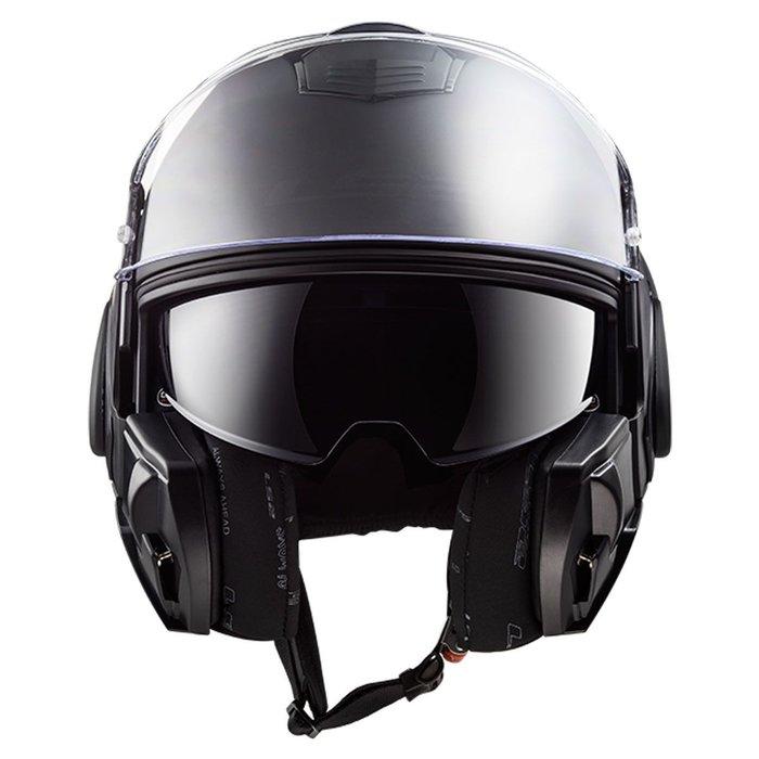 LS2 Valiant Full Black
