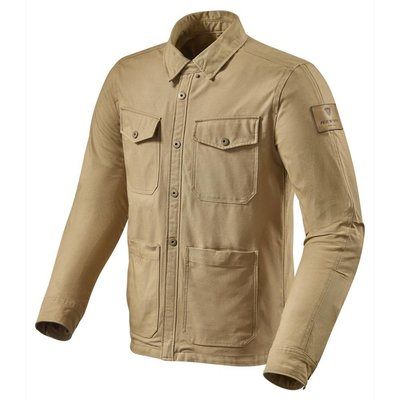 REV'IT SAMPLES-collection Overshirt Worker