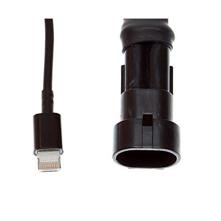 Ultimate Addons KABEL APPLE 8-PINS LIGHTING CONNECTOR