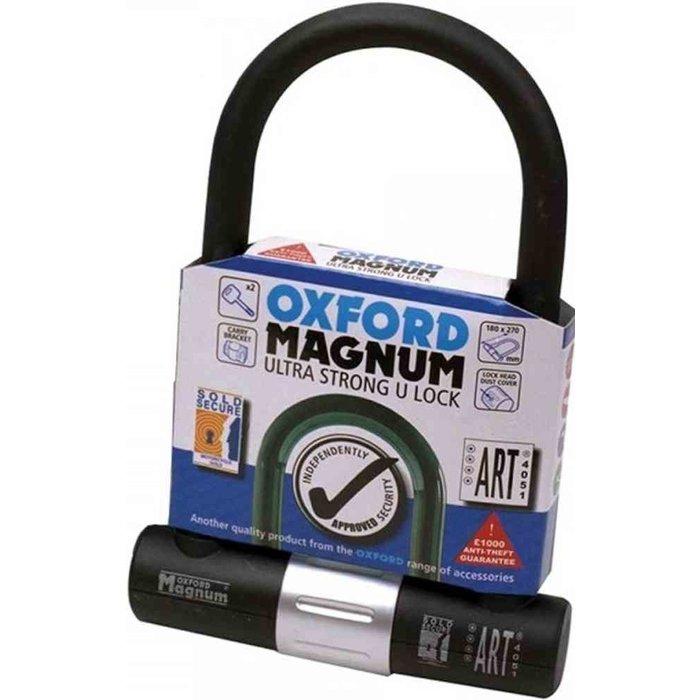 Oxford Magnum U Lock - medium