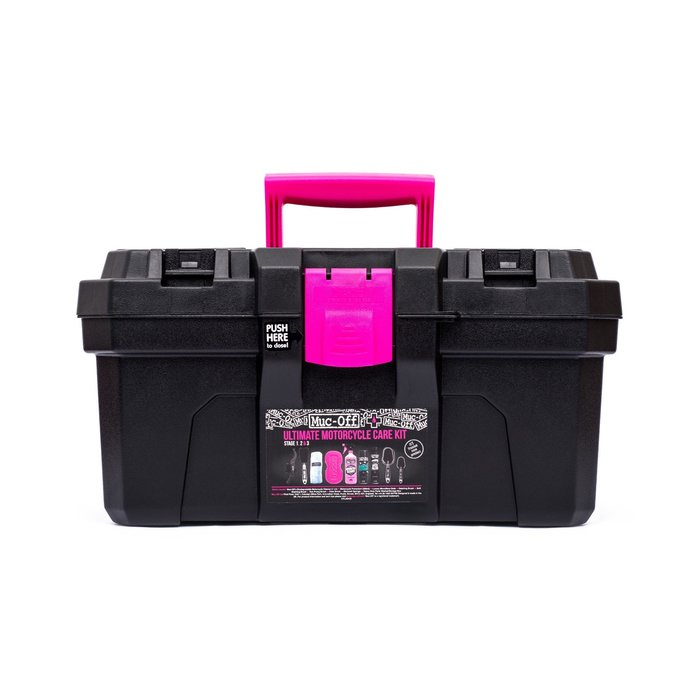 Muc-off Ultimate cleaning kit