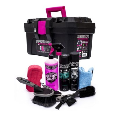 Muc-Off-collection Ultimate cleaning kit