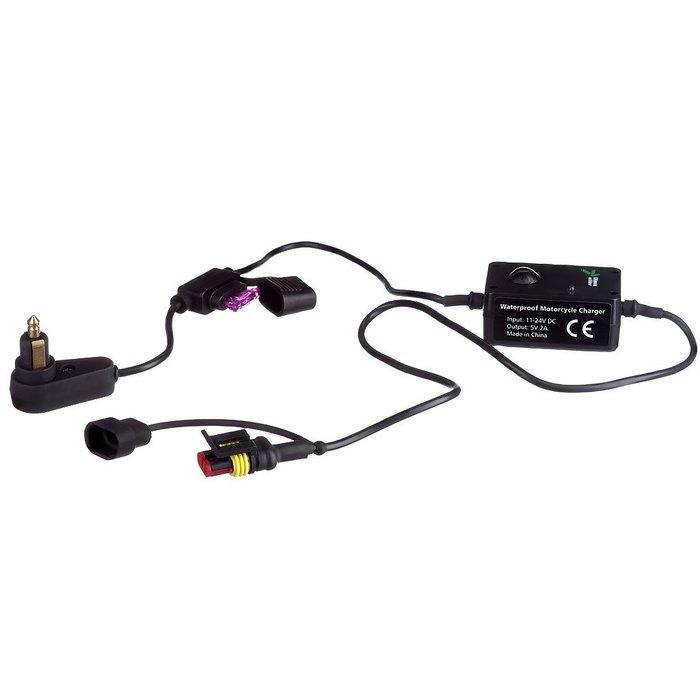 Ultimate Addons Din Hella Waterproof charger