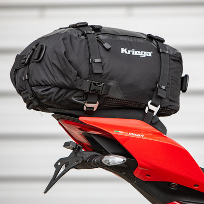Kriega US-Drypack fitting kit Ducati Panigale V4