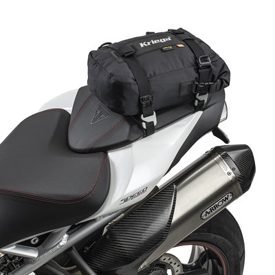Kriega US-Drypack fitting kit Triumph Speed Triple