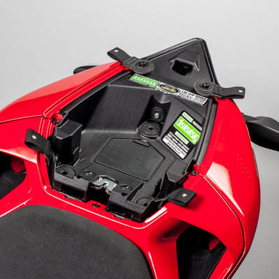 Kriega US-Drypack fitting kit Ducati Panigale