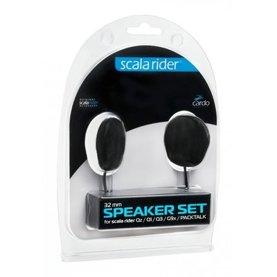 Cardo systems Speakerset 32mm