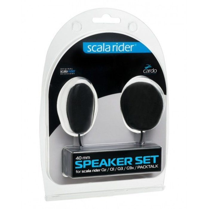 Cardo systems Speakerset 40mm