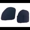 Blauer Heupprotectorpocket set