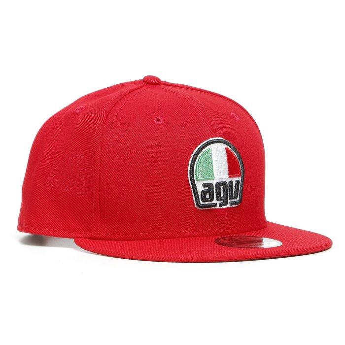 AGV AGV 9FIFTY SNAPBACK CAP