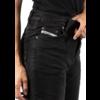 John Doe Betty Biker Jeans black used