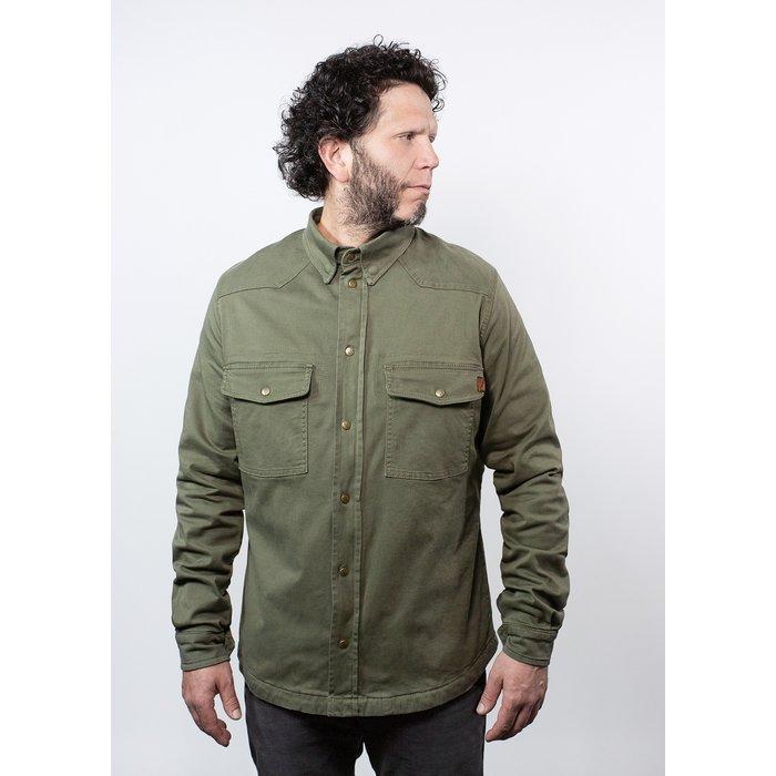 John Doe Motoshirt olive