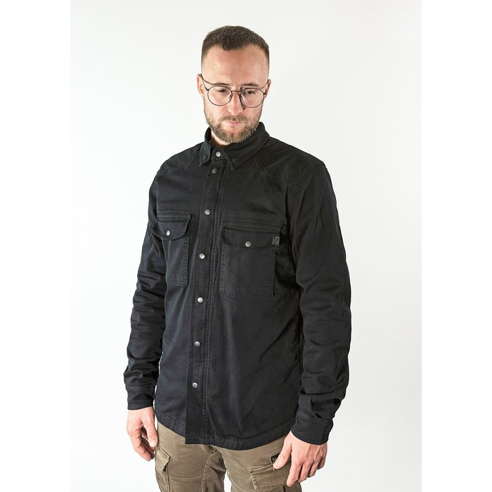 John Doe Motoshirt black