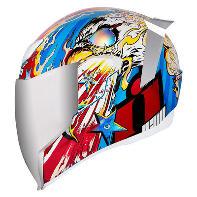 Icon Airflite Freedom Spitter