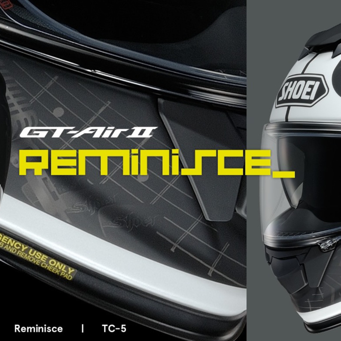 Shoei GT-AIR II Reminisce
