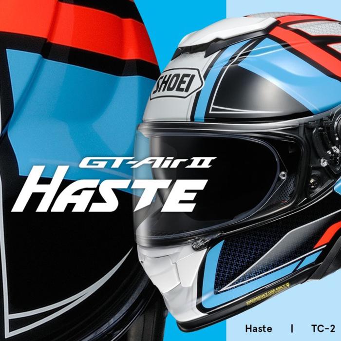 Shoei GT-AIR II Haste