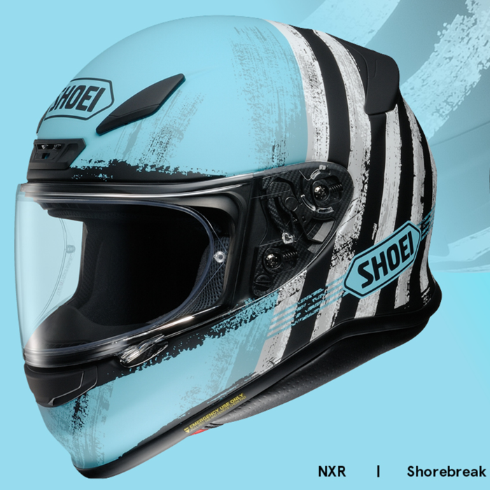 Shoei NXR Shorebreak