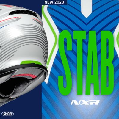 Shoei NXR Stab