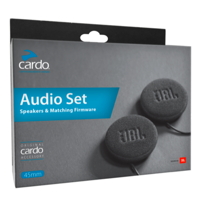 Cardo systems JBL speakers 45mm