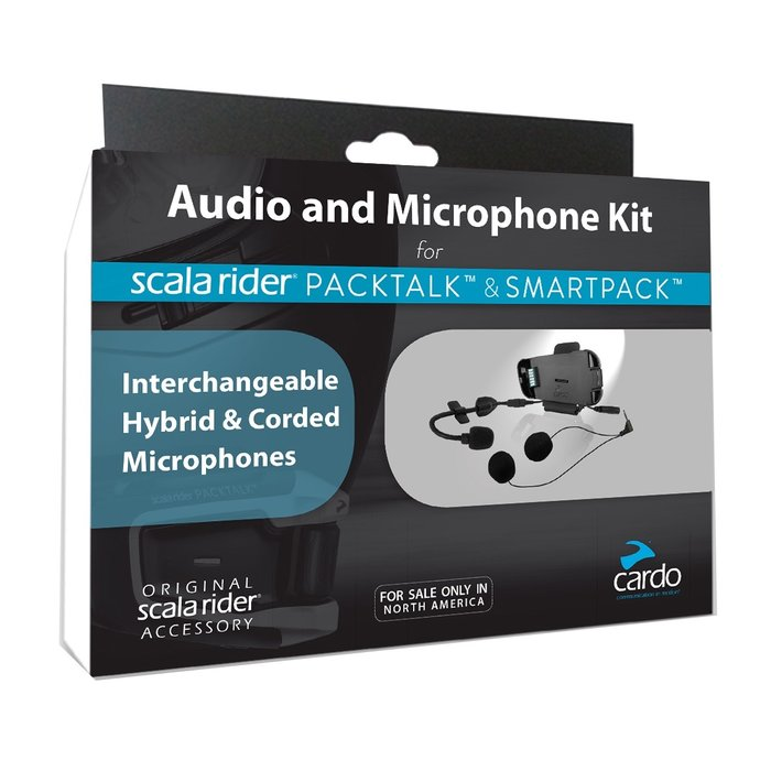 Cardo Systems Audiokit Packtalk/Smartpack