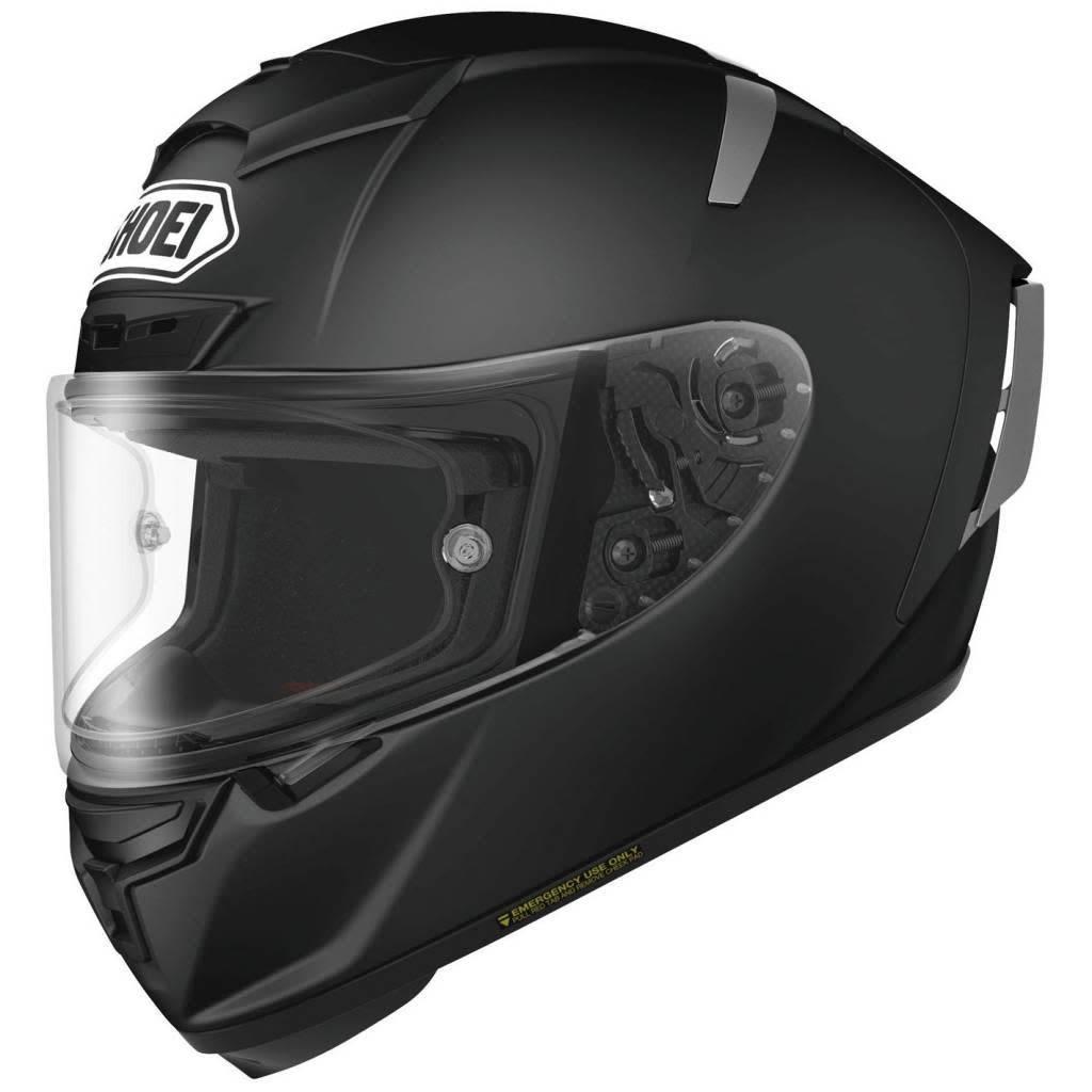 Shoei X Spirit Iii Motorcycle Helmet Biker Outfit