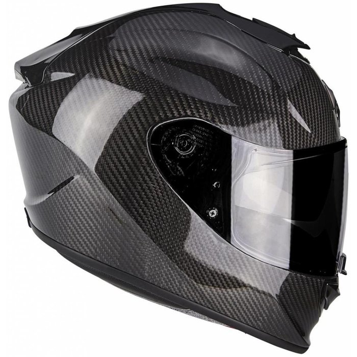 Scorpion EXO-1400 CARBON AIR SOLID