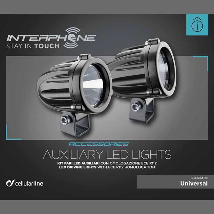Interphone LED-lightspot 10W