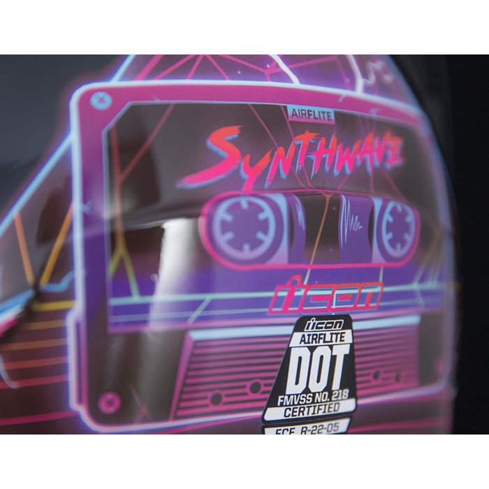 Icon AIRFLITE SYNTHWAVE