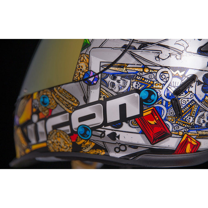 Icon AIRFRAME PRO LUCKYLID3