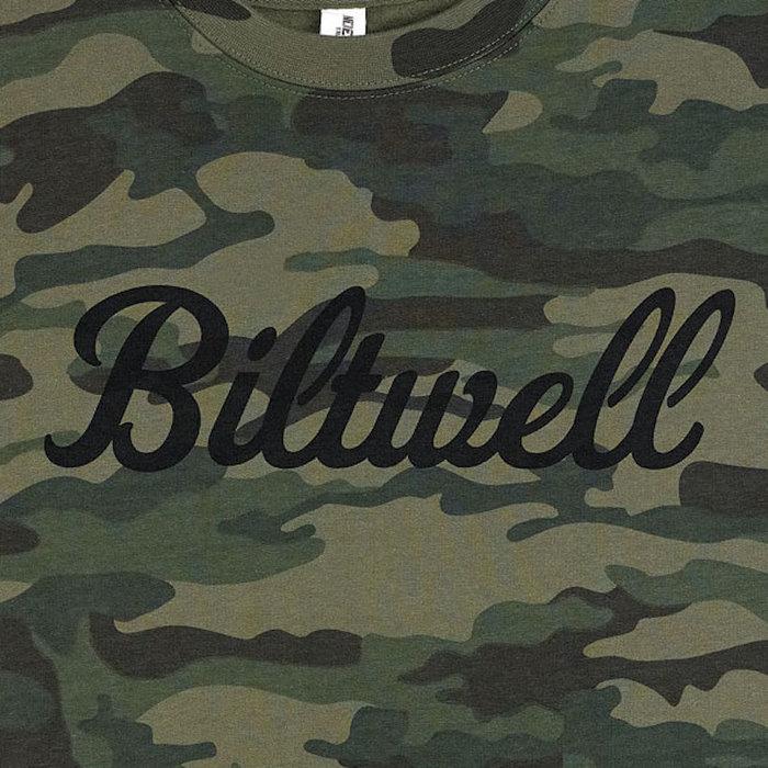 Biltwell SCRIPT CAMO SWEATSHIRT