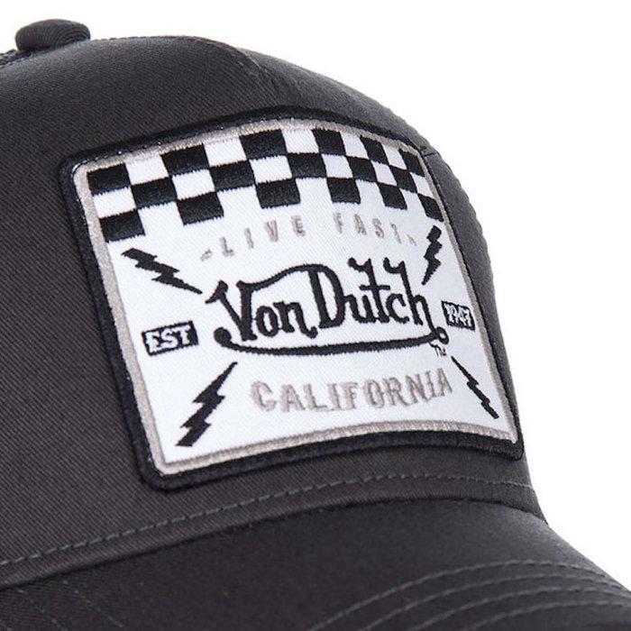 Von Dutch TRUCKER CAP Square