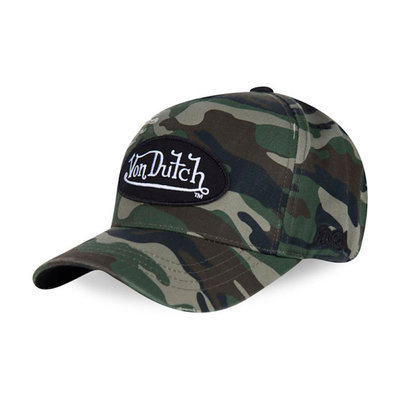 Von Dutch Baseball cap Jack camo