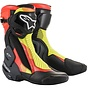 BLACK RED FLUO YELLOW FLUO GRY